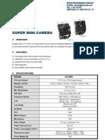 camara especiales CPCAM AVC556