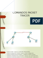 Comandos Packet Tracer
