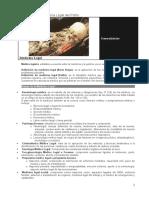 Resumen de Medicina Legal Del Patito