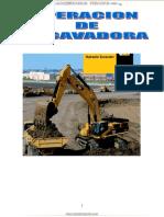 Manual Operacion Familiarizacion Excavadora Hidraulica
