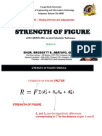 GE 105 Lecture 5 (STRENGTH OF FIGURE) by