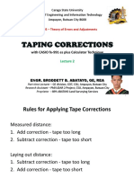 GE 105 Lecture 2 (TAPING CORRECTION) by
