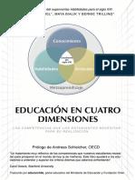 Educacion en Cuatro Dimensiones