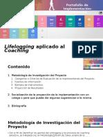 Lifelogging Aplicado Al Coaching Portafolio de Evaluación