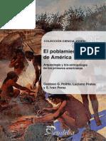 Politis Prates y Perez. El Poblamiento de América