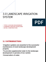 Module 3 Irrigation Design