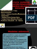 Modelos Átomos