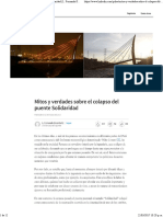 Mitos y Verdades Sobre El Colapso Del Puente Solidaridad _ L. Fernando Sirumbal Z