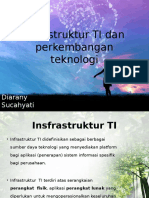PPT SIM Bb 4 - Infrastruktur TI Dan Perkembangan Teknologi