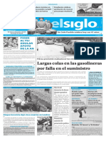 Edición Impresa Elsiglo 23-03-2017