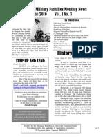 Veteran Newsletter June 2010