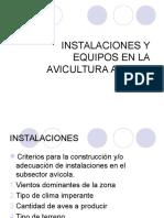 INSTALACIONES+Y+EQUIPOS+EN+LA+AVICULTURA+ACTUAL