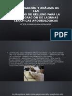 Investigación y Análisis de Las masillas