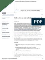 Guía Sobre El Uso de Texto en Imágenes  en facebook