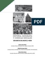 Guia Docente Cuarto Medio Historia