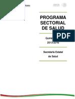 Program a Sector Salud