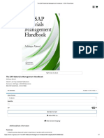 Sap MM Handbook Amazon