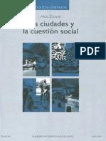1285864665.Las Ciudades y La Cuestion Social Alfredo Santillan