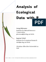 Analysis_ecological_data PCA in R