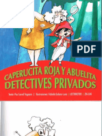 Caperucita Roja y Abuelita Detectives Privados