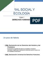 Moral Social y Ecología 7(1)