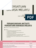 Persatuan Bahasa Melayu