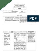 Planeaciones Ciencias II (Fisica) Cuarto Bloque