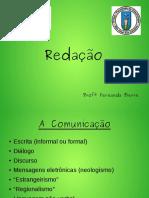 Aula Redação (1)- Introdução