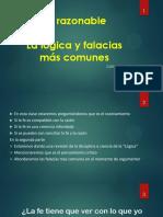 Clase 6 Falacias Logicas