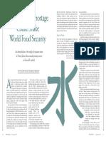 Chinas water shortage could shake world food security.pdf