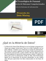 Proyecto #2 - Data Mining