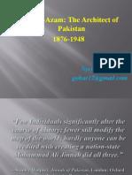 Lecture on Quaid-i-Azam Latest