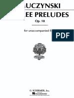 Muczinsky 3 preludios.pdf
