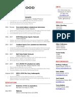petar hood updated resume march 21