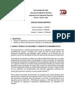 Practica Lab IQ I- Análisis Granulometrico.
