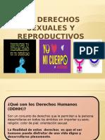 Derechos Sexuales y Reproductivos DSR