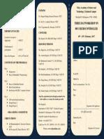 Design 4 - Brochure Back Tri Fold