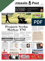 Banjarmasin post 30 April 2009