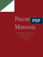 Manual Psicontrol Minessota (Leer El Archivo LEER VERSION NUEVA-)