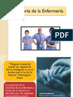 Presentación en Power Point Sobre La Historia de Enfermería