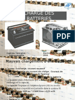 Charge Des Batteries-V2.0