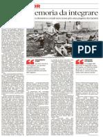 Boris Pahor Sui Crimini Del Fascismo Contro i Sloveni