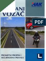 HAK - Prometni propisi i sigurnosna pravila