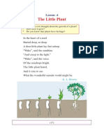 Plant Poem