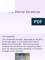 Cms Firing Dental Ceramics