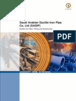 SADIP Catalogue, Large Diameters 2007