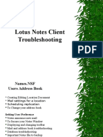 lotus notes client troubleshooting-090308003036-phpapp02.ppt