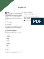 Sidi Djillali Wiki
