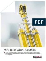 Wire Tension System - Stand Alone