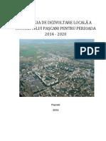 Strategie Pascani 16 Mai 2015 Partea I